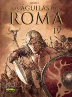las aguilas de roma 4 (libro iv)-enrico marini-9788467914870