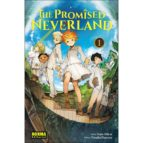the promised neverland 1-kaiu shirai-posuka demizu-9788467930870