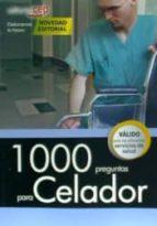 1000 preguntas para celador-9788468164670