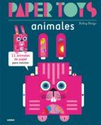 paper toys: animales-bishop parigo-9788468311470