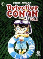 detective conan ii nº 7 gosho aoyama 9788468470870