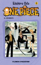 one piece nº 6-eiichiro oda-9788468471570
