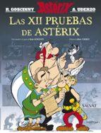 las xii pruebas de asterix (edicion 2016) rene goscinny 9788469620670
