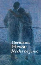 noche de junio-hermann hesse-9788476699270