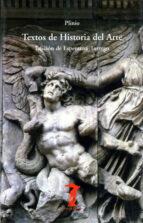 textos de historia del arte cayo plinio segundo 9788477740070