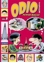 odio integral 5-peter bagge-9788478338870