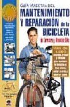 guia maestra del mantenimiento y reparacion de la bicicleta de ca rretera y mountain bike jim langley 9788479022570