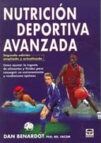 nutricion deportiva avanzada 2ª edicion-dan benardot-9788479029470
