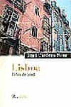 lisboa.llibre de bord-jose cardoso pires-9788482569970