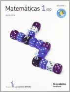 matematicas 1º eso caminos del saber (andalucia)-9788483052570