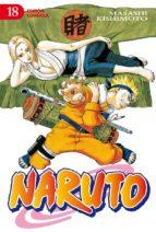 naruto nº18/72 (edt)-masashi kishimoto-9788484496670