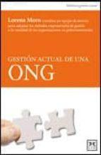 gestion actual de una ong lorena moro 9788488717870
