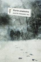 elurte amaiezina (ebook)-agustin fernandez paz-9788490275870