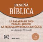 la palabra de dios para el mundo: la federación bíblica católica (ebook)-jan j. stefanów-9788490734070