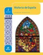 historia de españa 2º bachillerato ed 2016-9788490787670