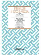 introducción al derecho procesal alicia armengot vilaplana 9788491771470