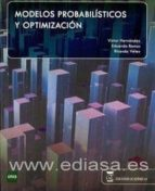 modelos probabilisticos y optimizacion victor hernandez eduardo ramos 9788492477470