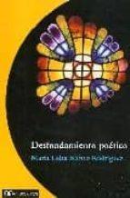 desfondamiento poetico maria lidia blanco rodriguez 9788492497270