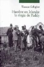 hambre en irlanda: la elegia de paddy-thomas gallagher-9788493438470