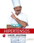 cocina para hipertensos-karlos arguiñano-9788496177970