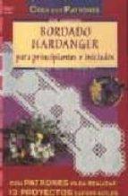 bordado hardanger para principiantes e iniciados hildegard iserlohe 9788496365070