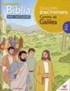 Descobrim la biblia: camins de galilea EPUB PDF por Vv.aa.