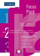 focus pack 2 (libro + cd)-9788496469570