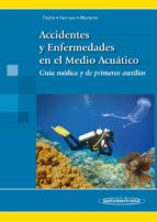 accidentes y enfermedades en el medio acuatico-salvador fojon polanco-9788498358070