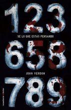 sé lo que estás pensando (ebook)-john verdon-9788499182070