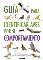 guia para identificar aves por su comportamiento-9788499281070