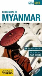 lo esencial de myanmar 2012 guia viva anaya touring 9788499352770
