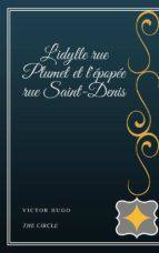 l'idylle rue plumet et l'épopée rue saint-denis (ebook)-9788827599570