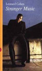stranger music-leonard cohen-9788880892670