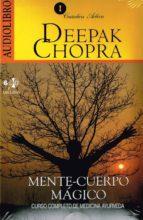 mente cuerpo magico (audiolibro) deepak chopra 9789685163170