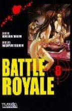 battle royale nº 8 koushun takami 9789875623170