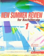summer review (bachillerato 1) student book + cd jane lawrence 9789963478170