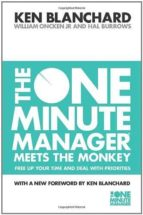 the one minute manager meets the monkey kenneth h. blanchard 9780007116980