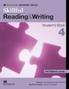 skillful 4 reading and writing student s book pack with digibook access 9780230431980