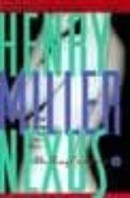 nexus-henry miller-9780802151780