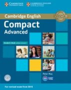 compact advanced student s book without answers with cd-rom-9781107418080