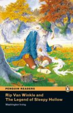penguin readers level 1:  rip van winkle and the legend of sleepy hollow (libro + cd)-washington irving-9781405878180