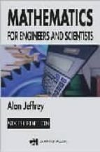 Mathematics for engineers and scientists EPUB FB2 978-1584884880 por Alan jeffrey