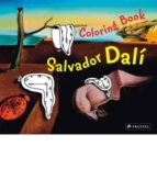 dali coloring book-9783791338880