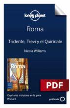 roma 5. tridente, trevi y el quirinale (ebook)-duncan garwood-nicola williams-9788408198680