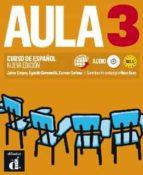 aula 3: curso de español: libro del alumno b1.1 (incluye cd-audio ) (nueva edicion)-9788415640080