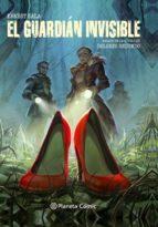 el guardian invisible   la novela grafica dolores redondo ernest sala 9788416090280