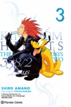 kingdom hearts 358/2 days 3 shiro amano 9788416308880