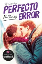 perfecto error ali novak 9788420486680