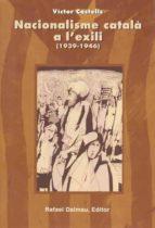 Descargar libros en alemán pdf Nacionalisme catala a l exili