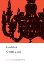 guerra y paz (16ª ed.) leon tolstoi 9788426105080
